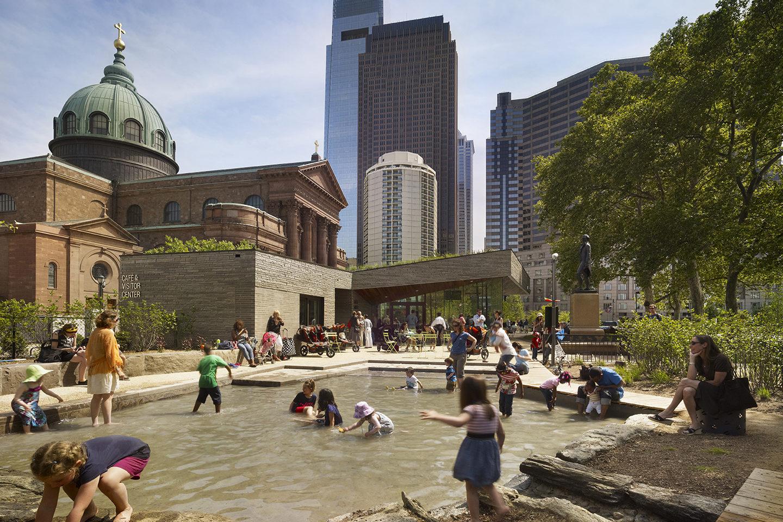 Sister Cities Park Philadelphia